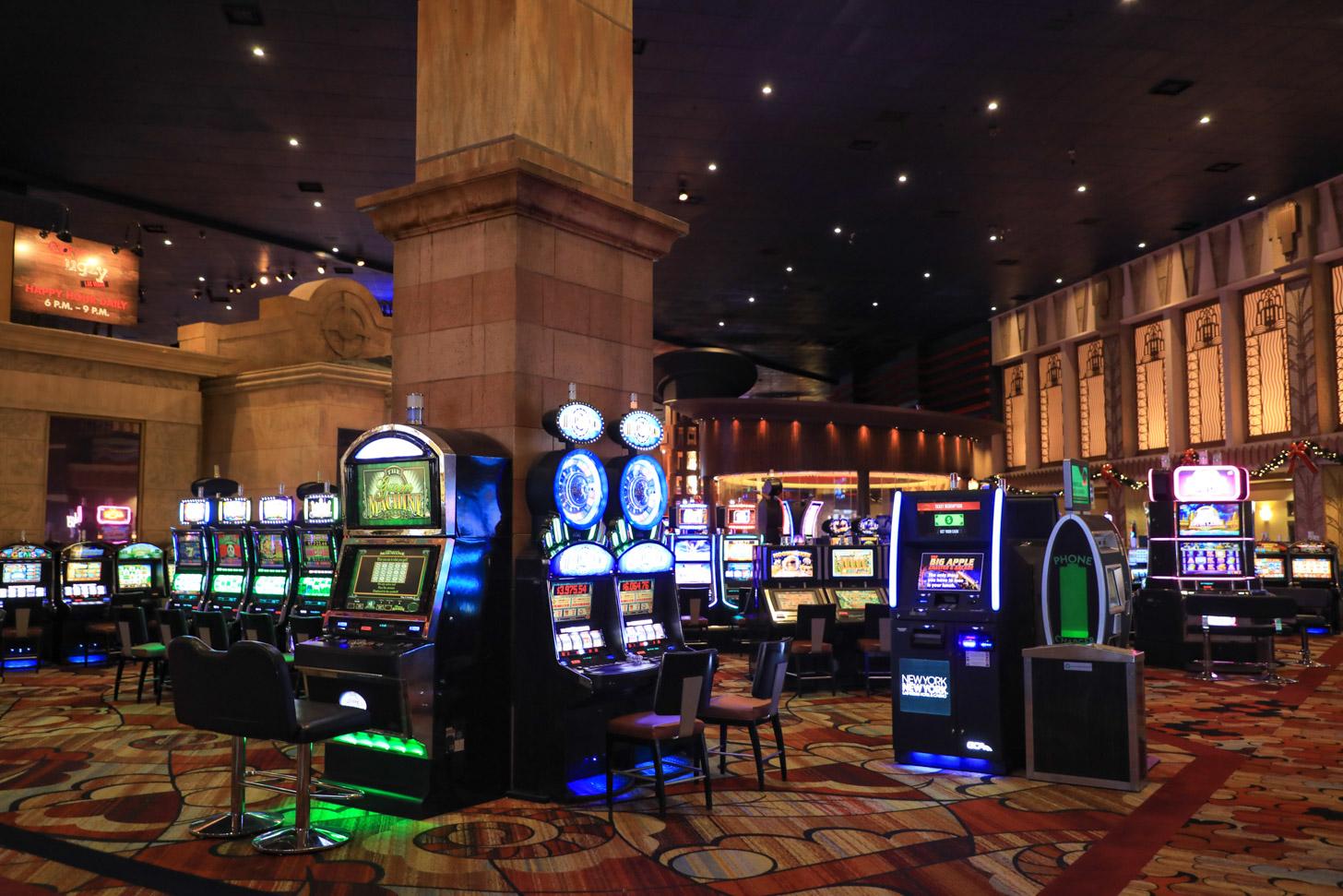 Casino's in Las Vegas