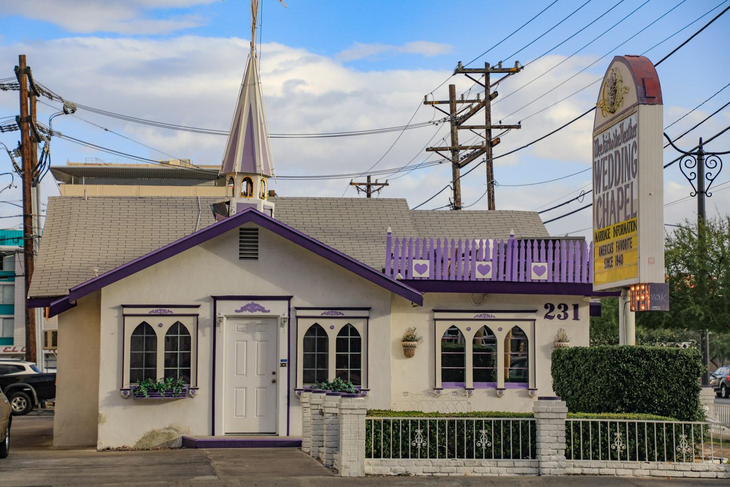 Trouwkapellen