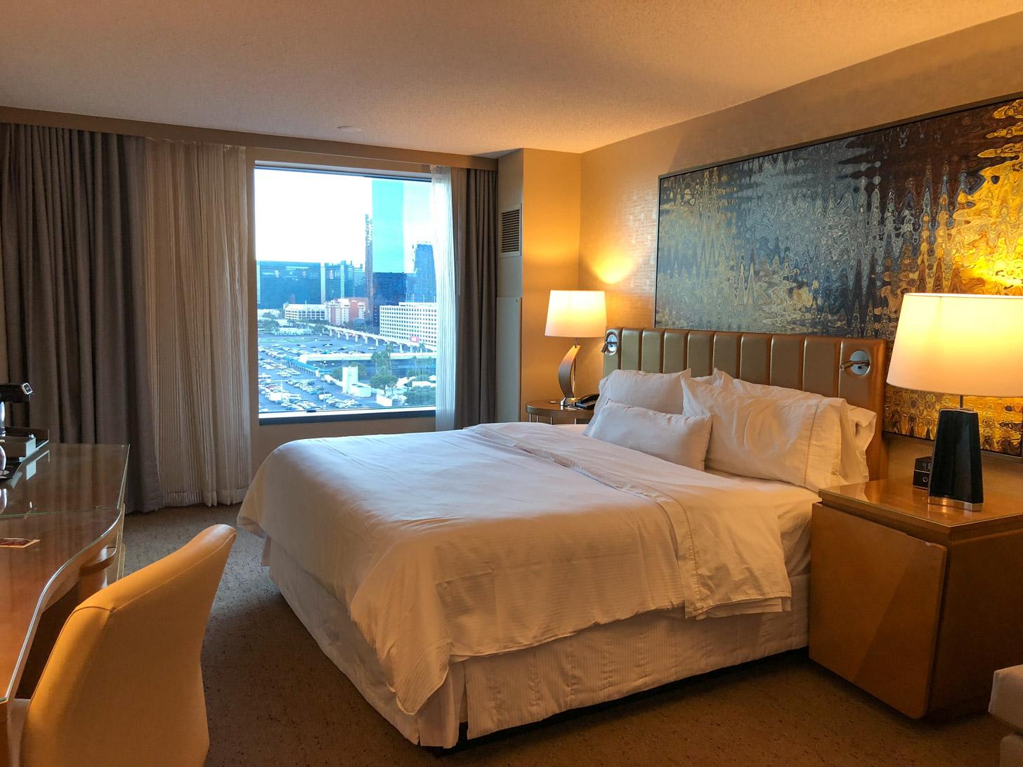 Waar overnachten in Las Vegas?
