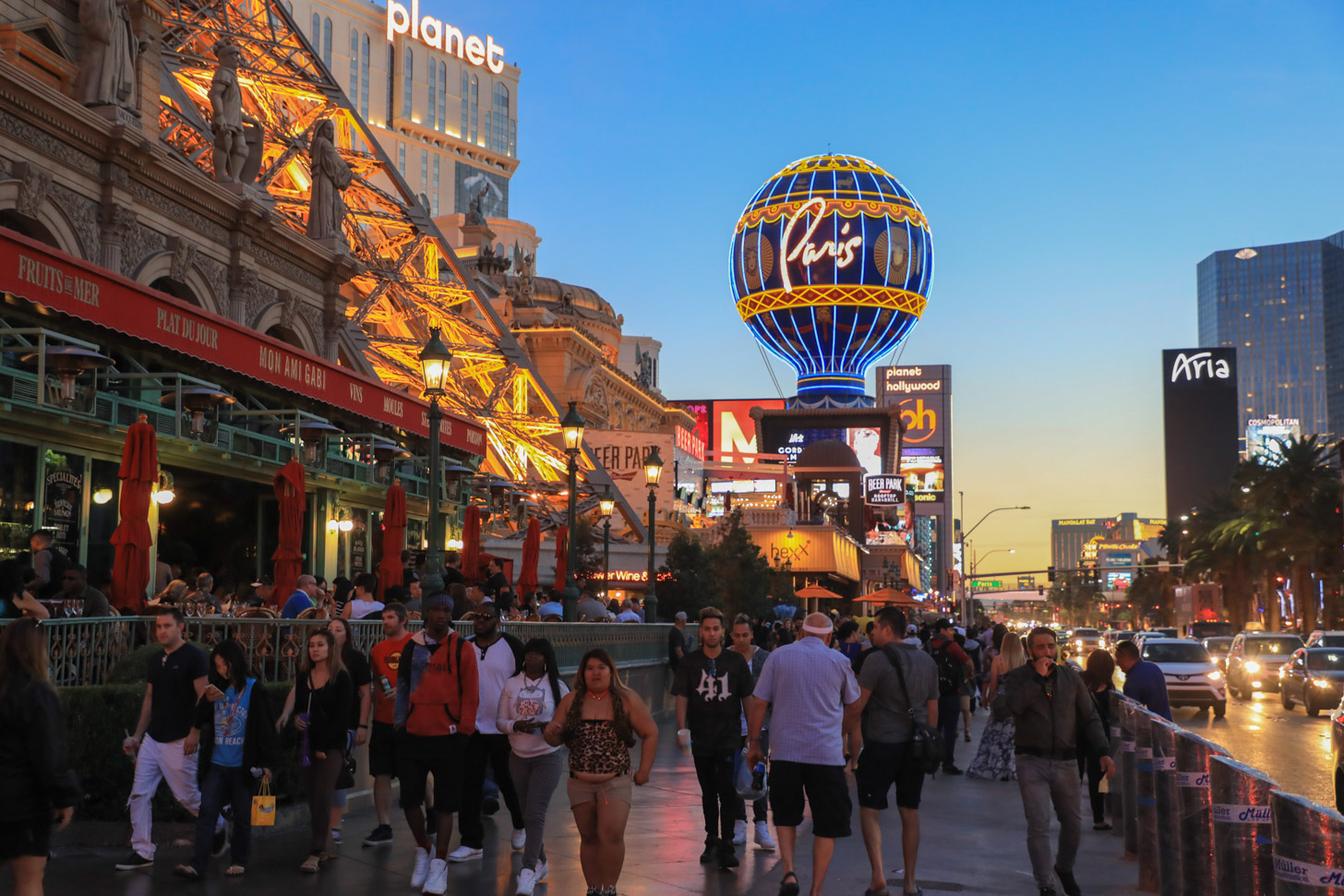 Waarom Las Vegas bezoeken?